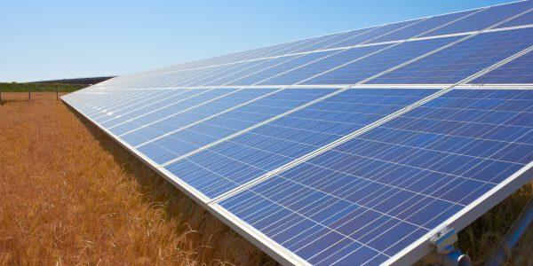 Farm Agricultural Solar Panel Install