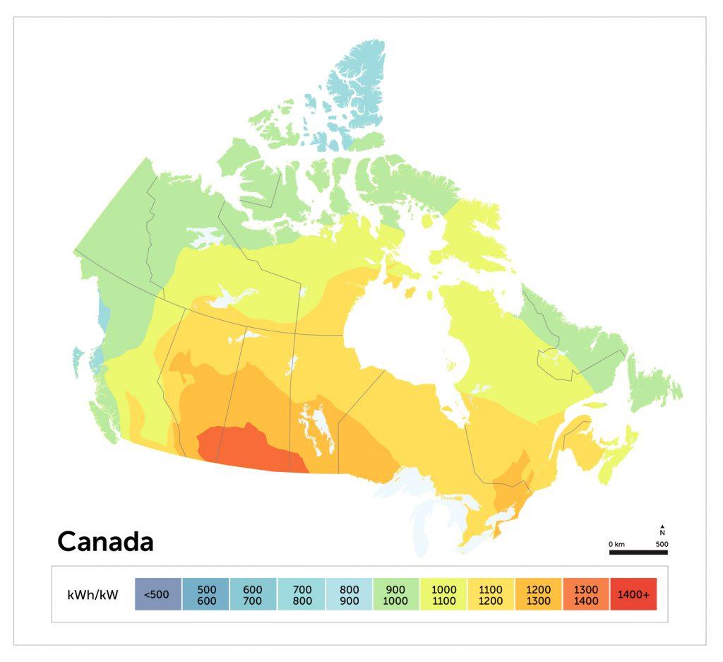 Solar Energy In Canada