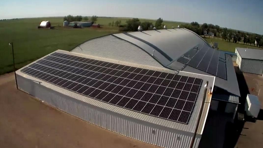 121 2kw Warner Arena Solarwind Renewable Energy