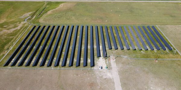Cardston Large Solar Project 1