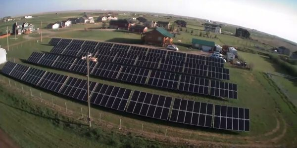 Stirling Solar Array